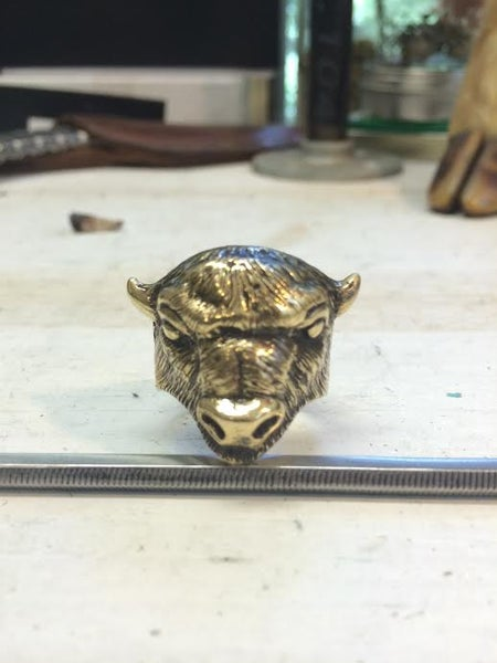 Image of OG Bison Ring