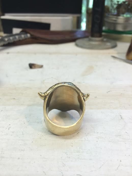 Image of Bison Ring