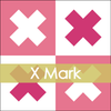X Mark Mini Quilt #115, PDF Pattern