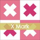 Image of X Mark Mini Quilt #115, PDF Pattern