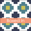 Boxed In Mini Quilt #114, PDF Patten