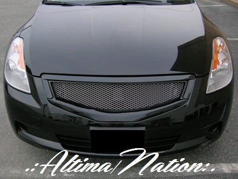 Image of (D32) 08-09 Altima Coupe Front Sports Mesh Grill