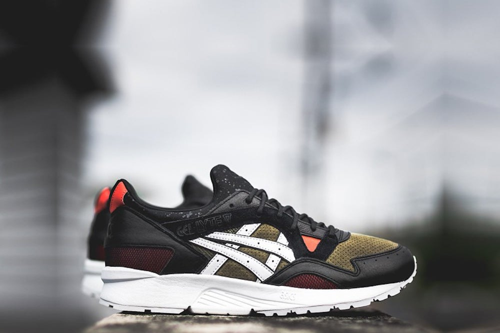 "Image of ASICS GEL LYTE V X HIGHS AND LOWS ""MEDIC"""