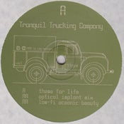 Image of Tranquil Trucking Company Theme For Life 3 track 12inch 1999