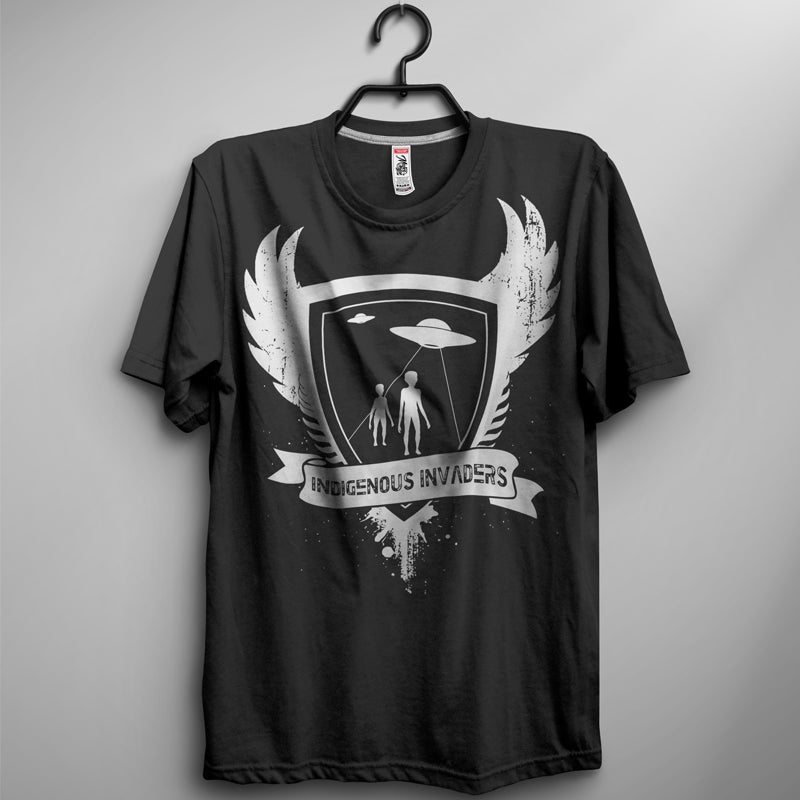 Image of T-SHIRT | Invaders UFO