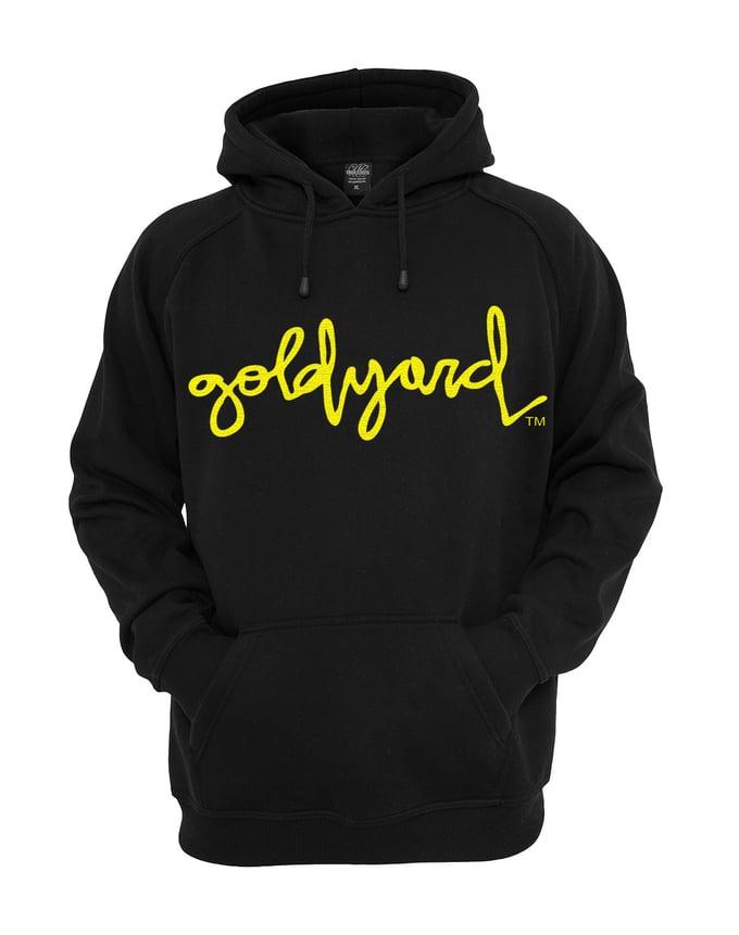 "Image of Goldyard ""OG"" Logo Hoodie"