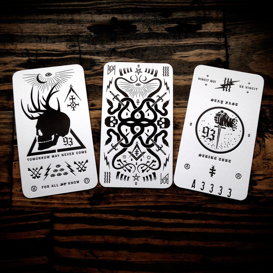 Image of Mystery Tarot Set