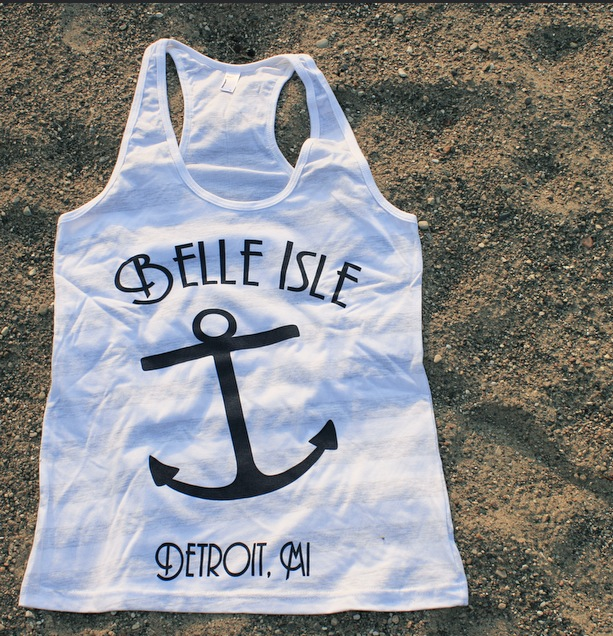 Image of Belle Isle Women's Tank