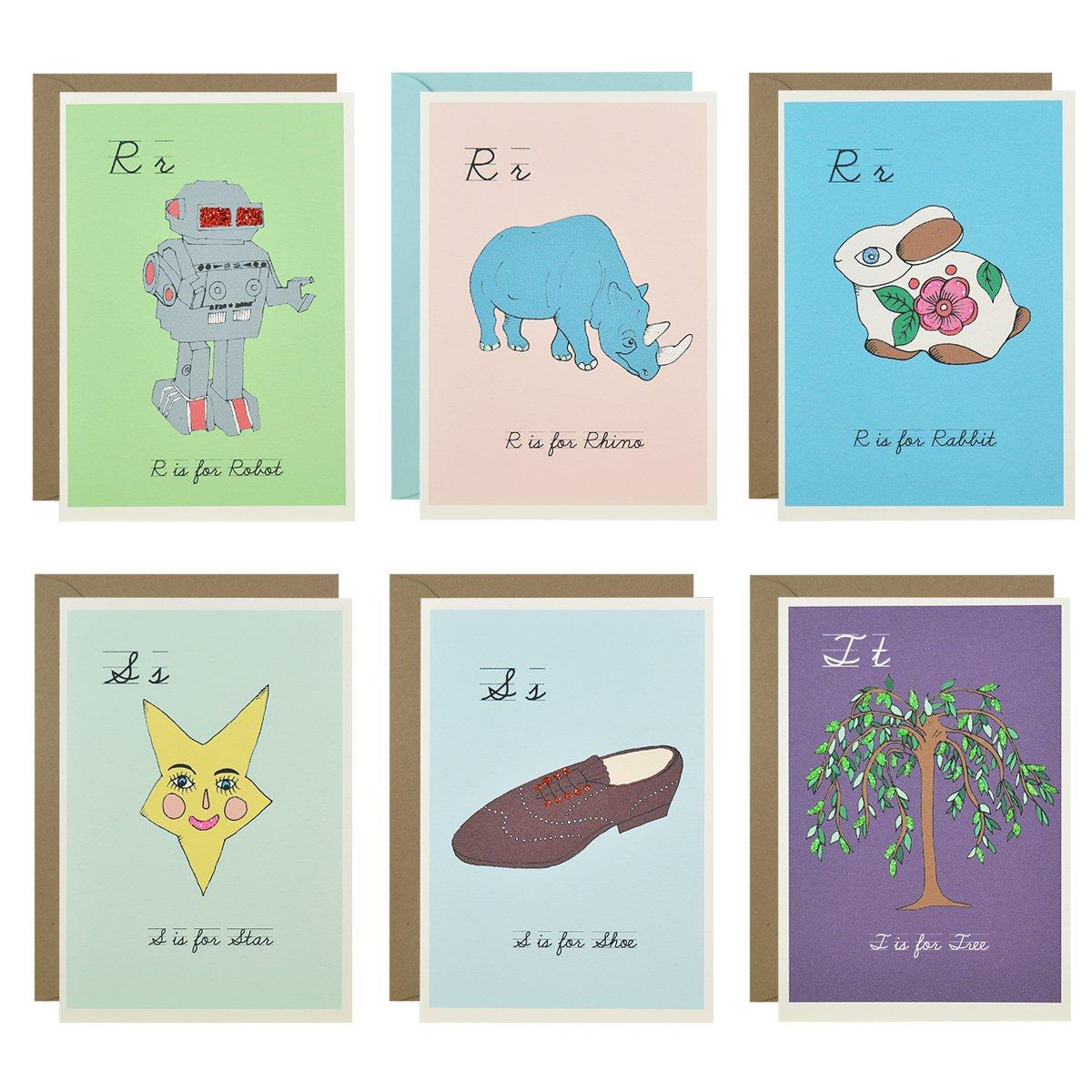 ABC Cards N-Z