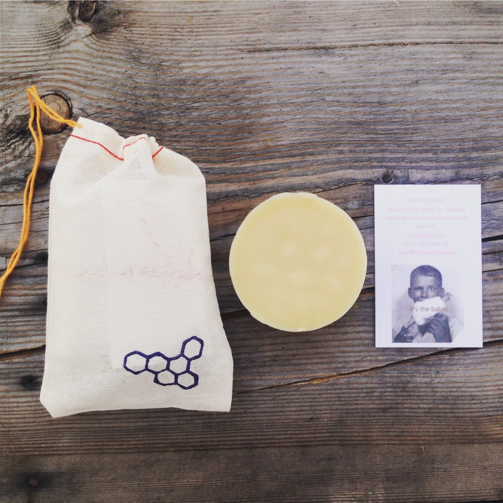 Image of Bee House Hives Hand Balm