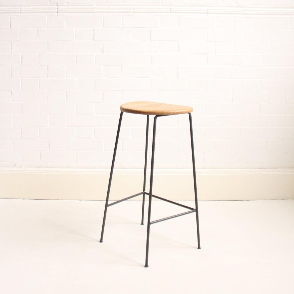 Image of MAR-DEN MADE Bar Stool (Backless)