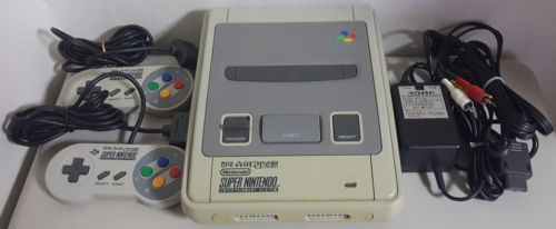 Image of Hyundai Super Comboy Korean SNES Nintendo