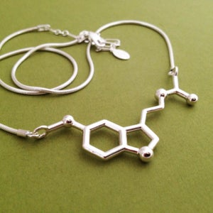 Image of melatonin necklace