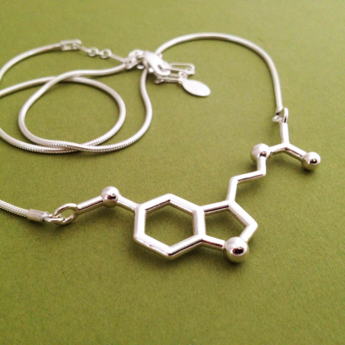 Image of melatonin necklace