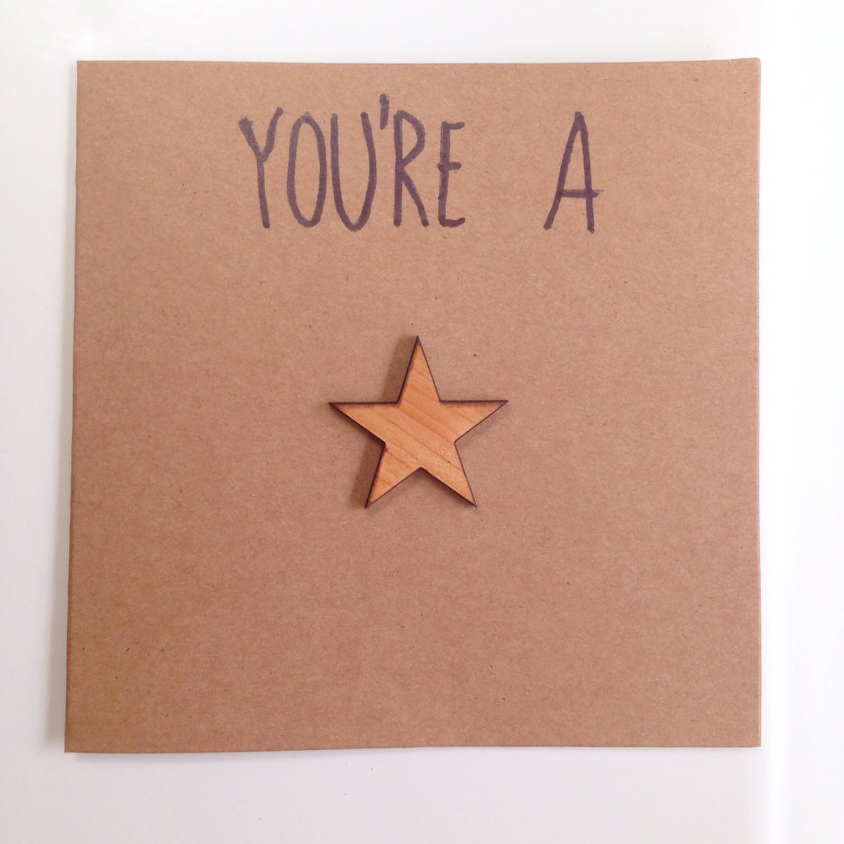 ★You're A Star Magnet Gift Card