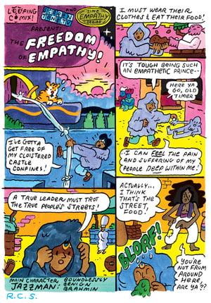 EMPATHY Zine Series