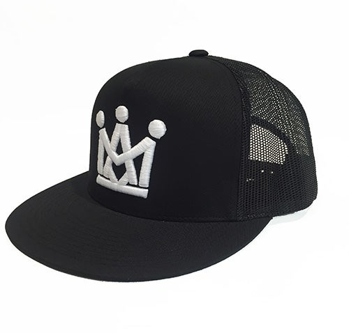 Image of WHITE CROWN TRUCKER