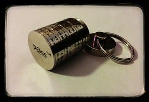 Image of p@ss™ password generator/recall key fob