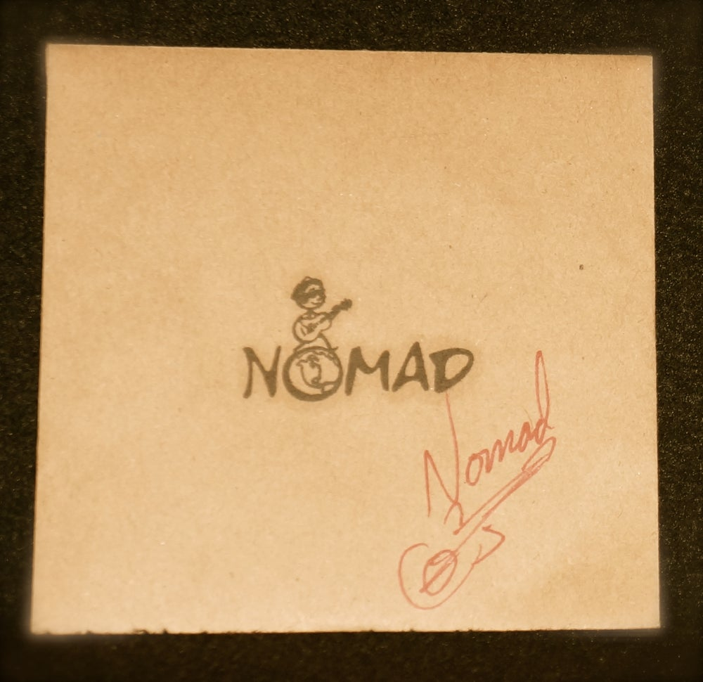 Image of Nomad EP: Sky vol. 1