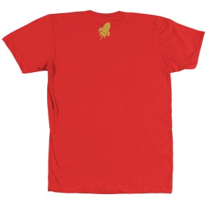Image of Rocket Tee (Red)
