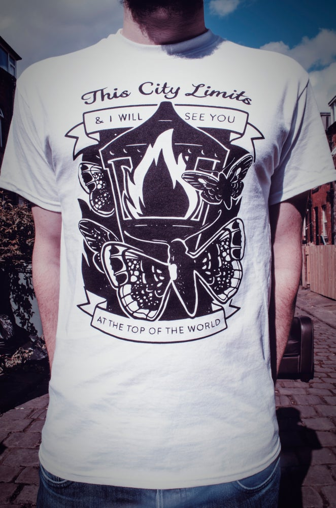 Image of This City Limits - Top of the World T-shirt