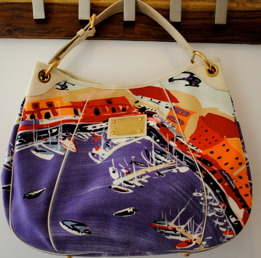 Image of Louis Vuitton Galliera Riviera GM