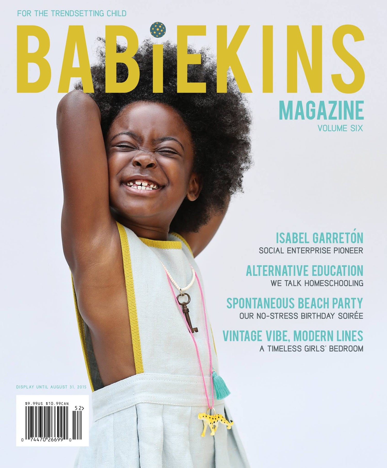 Image of Babiekins Issue 6