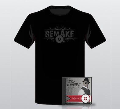 Image of COMBO // TSHIRT + CD