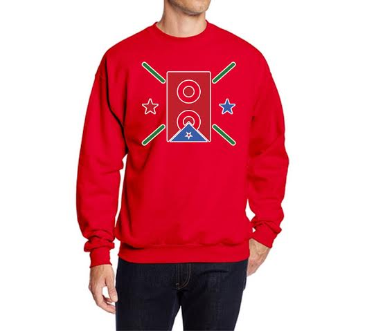 Image of Carlito Olivero - Sweatshirt - Red