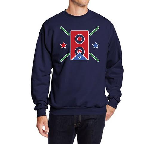 Image of Carlito Olivero - Sweatshirt - Navy Blue