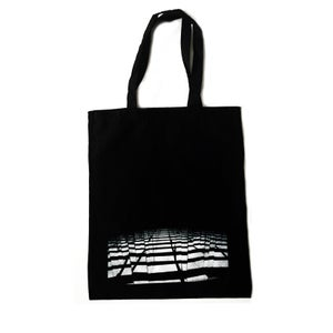Image of THE DOOR BEHIND THE DOOR - TOTE BAG