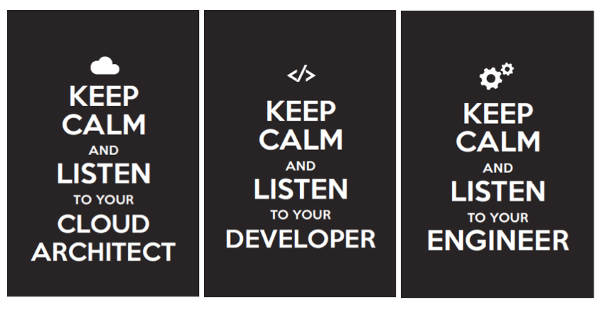 Image of Keep Calm Sticker Series