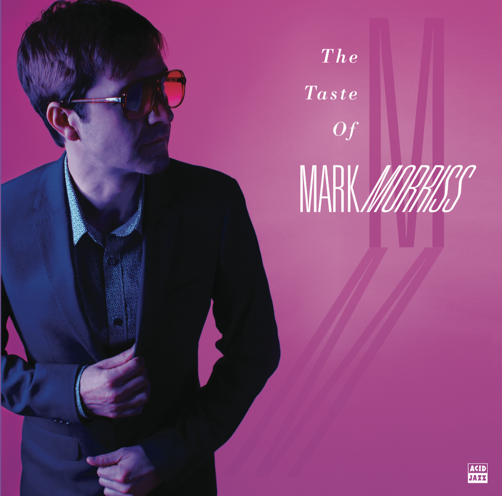Image of Mark Morriss - The Taste Of Mark Morriss - LP