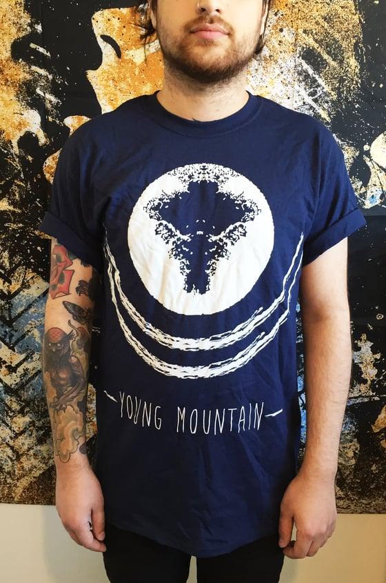 "Image of ""Moon/Waves"" T-Shirt"