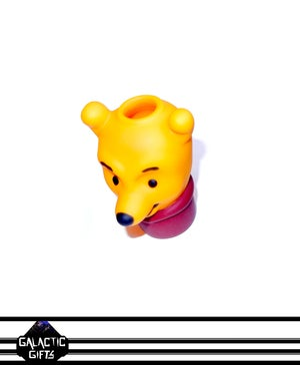 Image of Clinton Roman Pooh Bear Sculpture