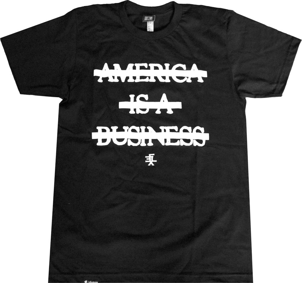 Image of America Is A Business