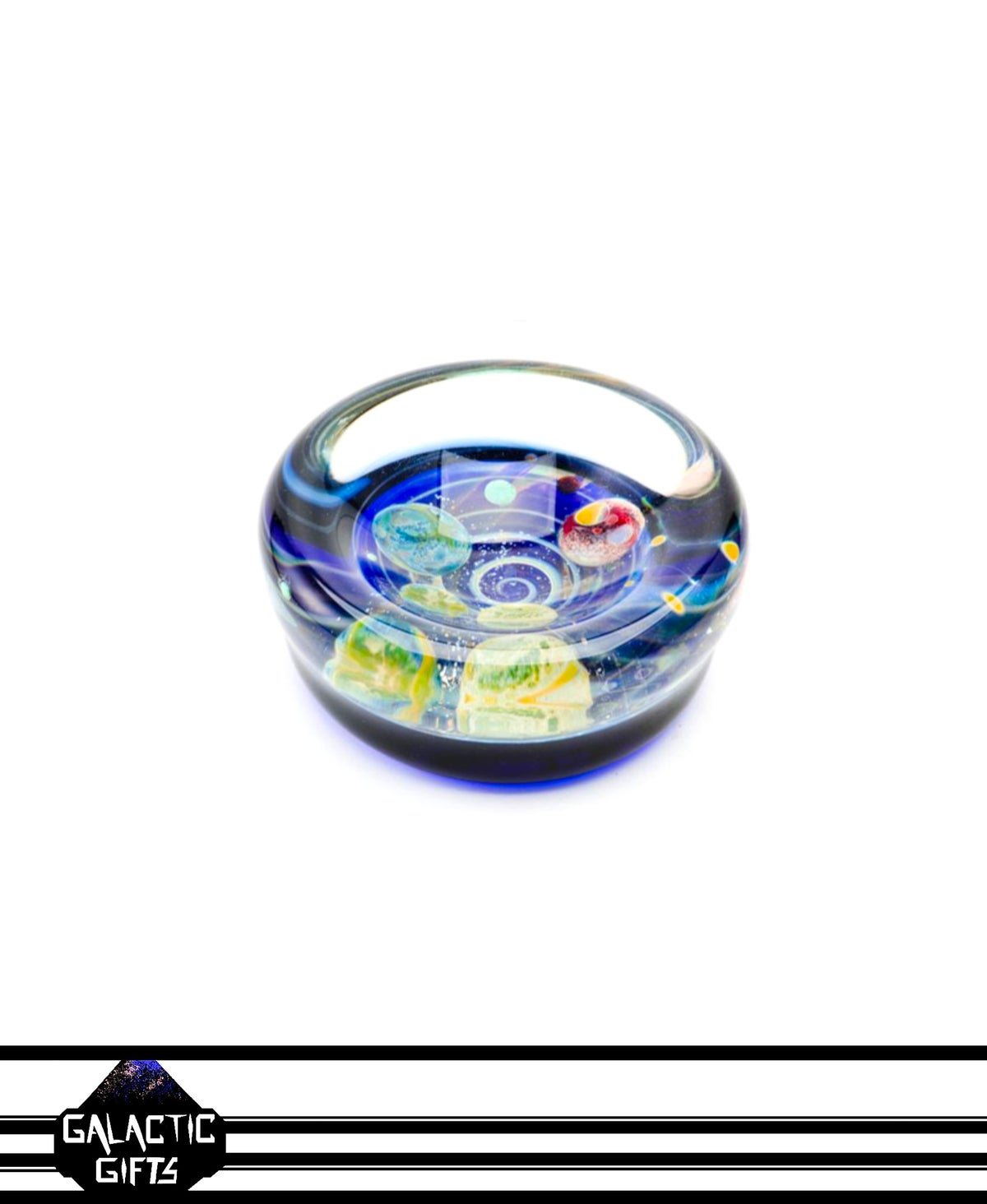 Image of Jolex Galactic Solar System Large Paper Weight Dish