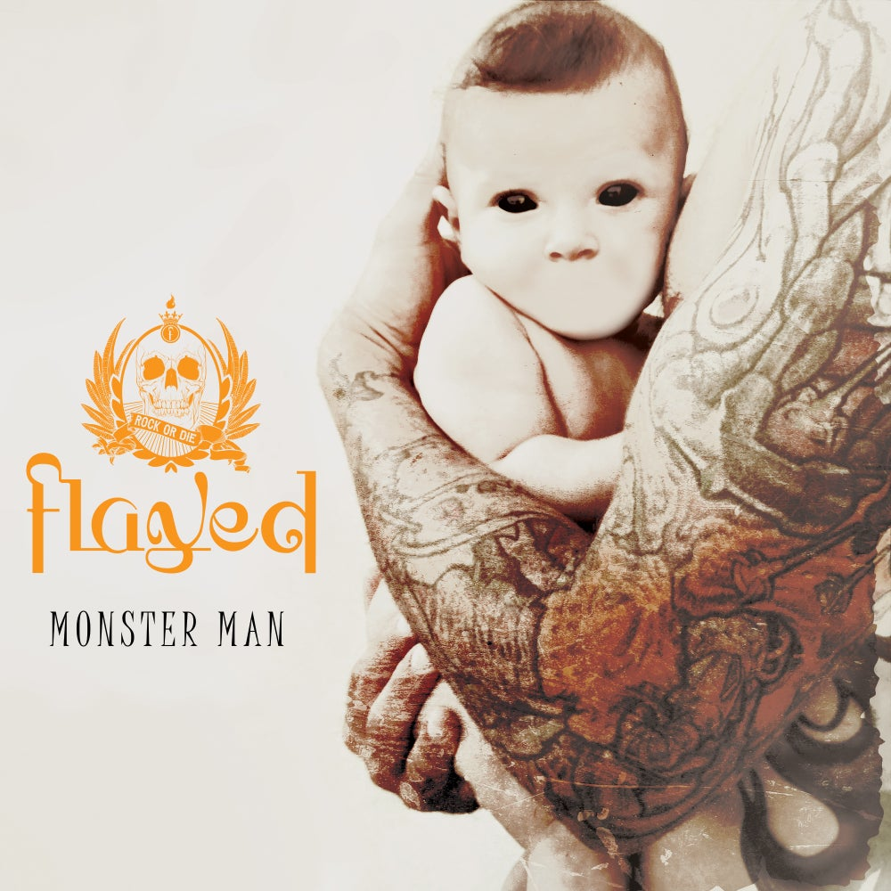 Image of MONSTER MAN Album