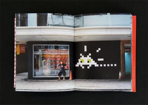 Image of Invader - Wipe Out in Hong Kong