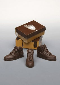 Image of Mini choco sneakers