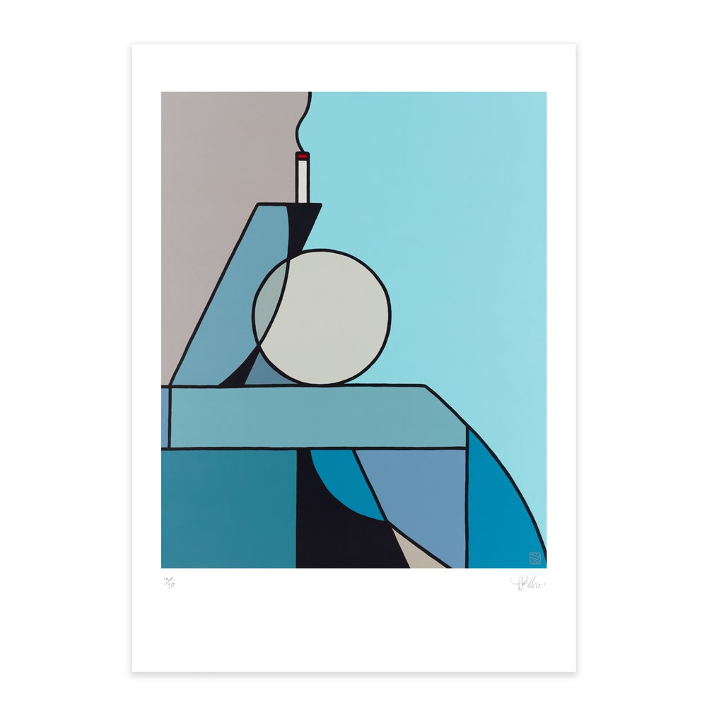 Image of 'After Hours' - Palette 1, Giclée art print