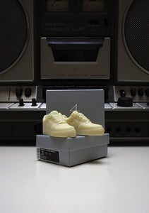 Image of Mini choco sneakers white AF1