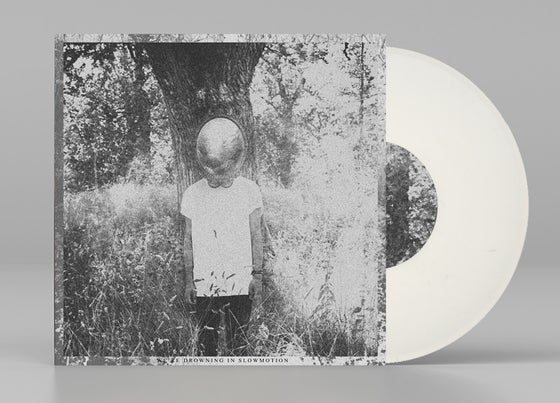 "Image of We're Drowning In Slowmotion 12"" LP"