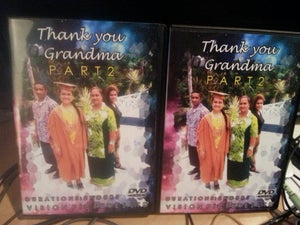 Image of Thank you Grandma Part 2