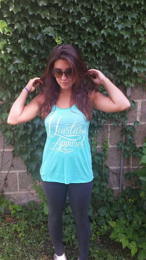 Image of Womans Racerback Tank