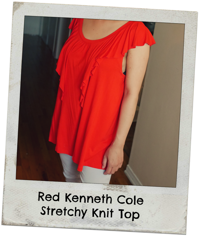 Image of Red, Red, Hot Top From Kenneth Cole Reaction
