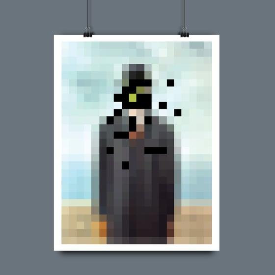 Image of René Magritte • Le fils de l'homme
