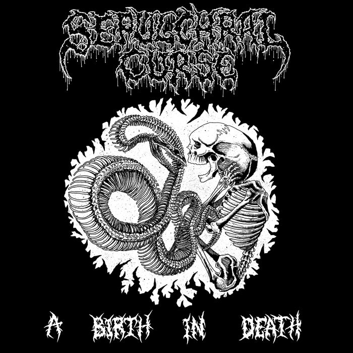 Image of SEPULCHRAL CURSE - A Birth In Death (E.P.)