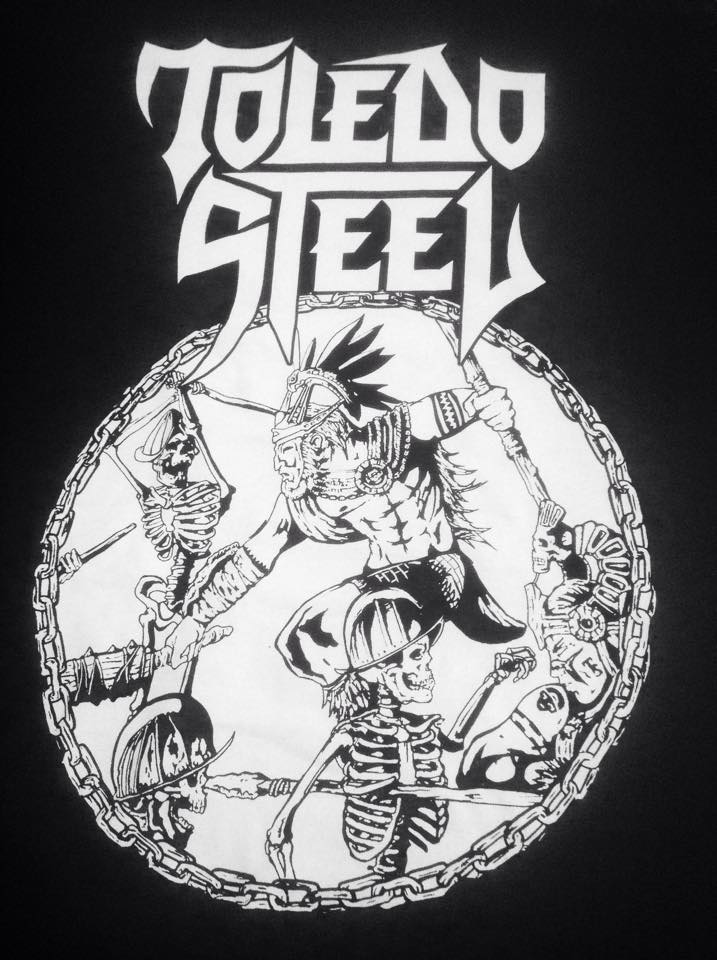 Image of Toledo Steel EP shirt