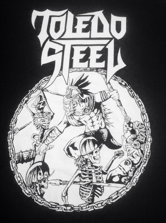 Image of Toledo Steel EP shirt